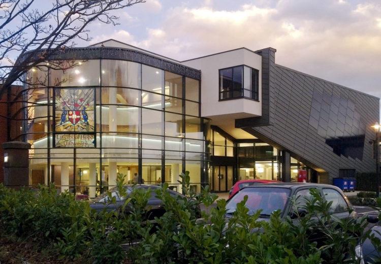 Liverpool Hope University Eden Building