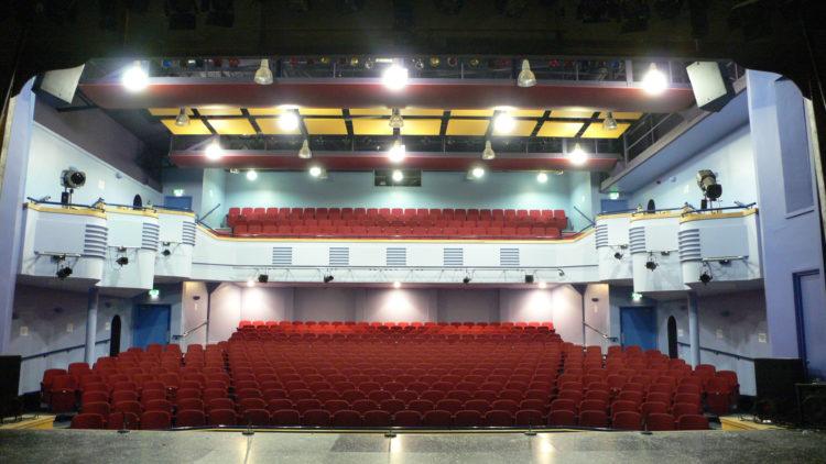 AJA and Theatre Consultancy