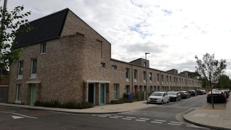Stirling Prize 2019: Goldsmith Street, Norwich