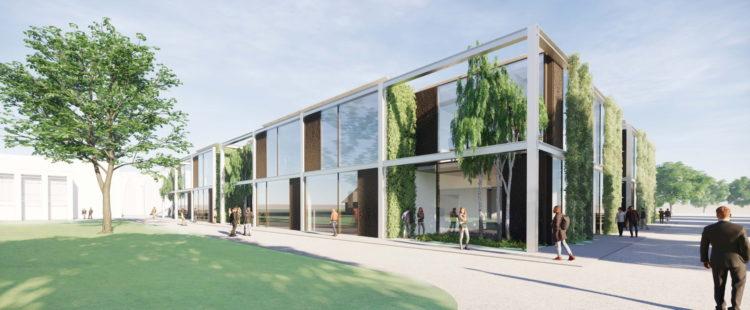 Gresham's School Dyson Building