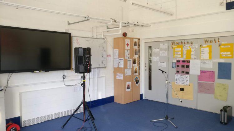 Victorian school acoustics