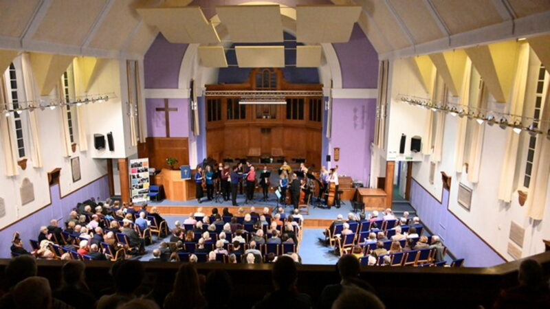 Norwich Baroque concert